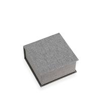 Box mit Deckel, pebble grey