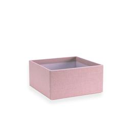 Box, open, Pink