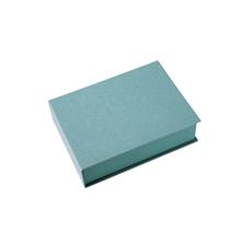 Vävklädd box, Ljusgrön