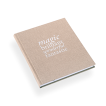 "Notebook ""Magic Brilliant"" Sand"
