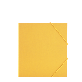 Ringbinder 170*200 Savanna sun yellow trio