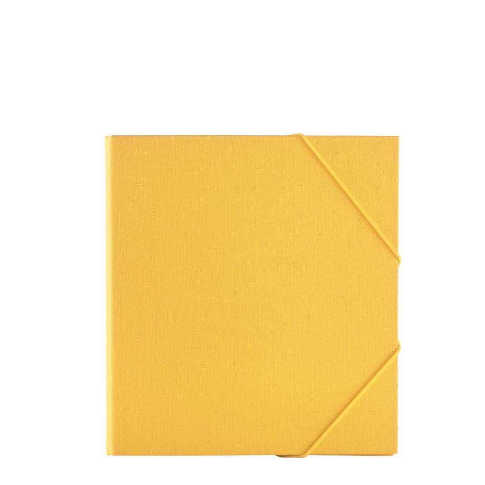 Binder 170*200 Sun Yellow