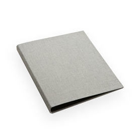 Binder, Pebble Grey