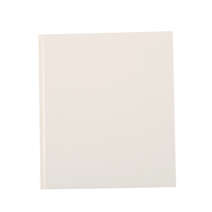 Notebook Hardcover, Ivory