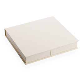 Box For Photo Album, Ivory Size 290 x 310 mm (for photo album 230 x 280 mm)