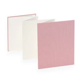 Leporello, Dusty Pink