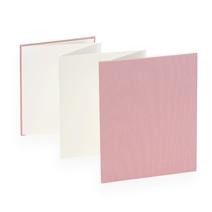Album de photos accordéon, dusty pink