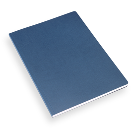 Notizbuch SOFT COVER, DARK BLUE