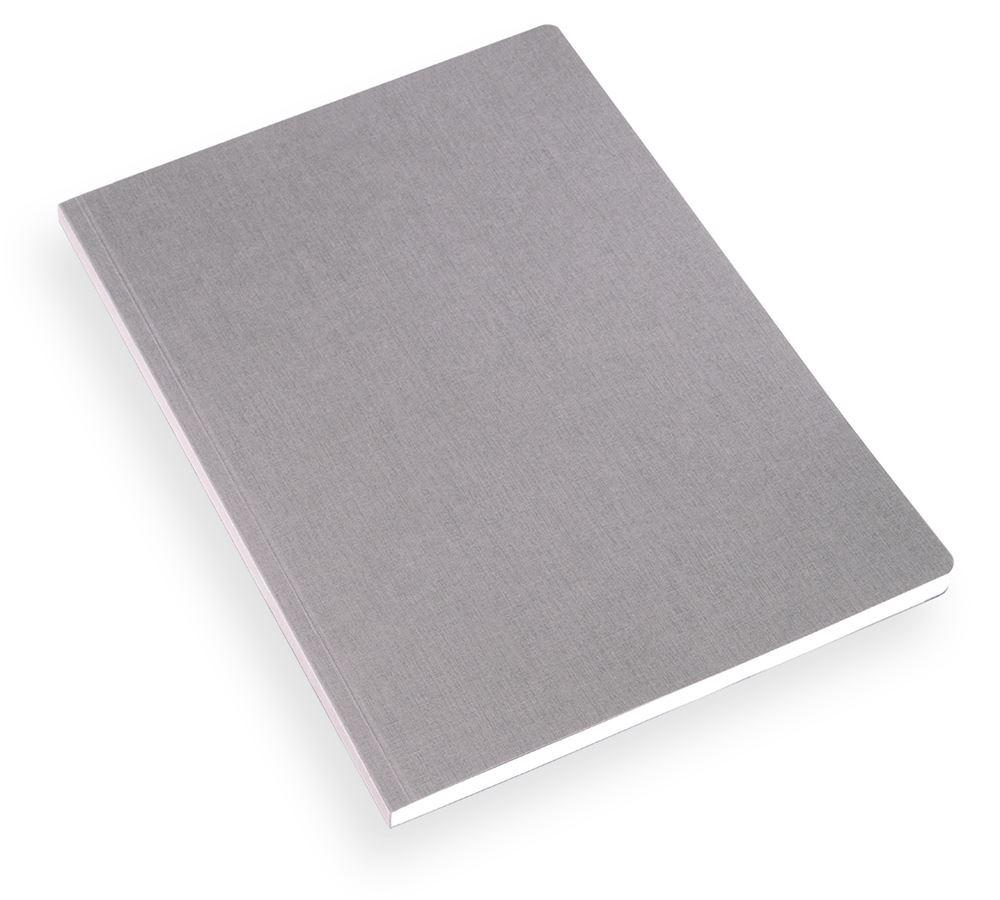 Carnet souple en papier, Dark Grey