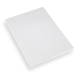 Carnet souple en papier, light grey