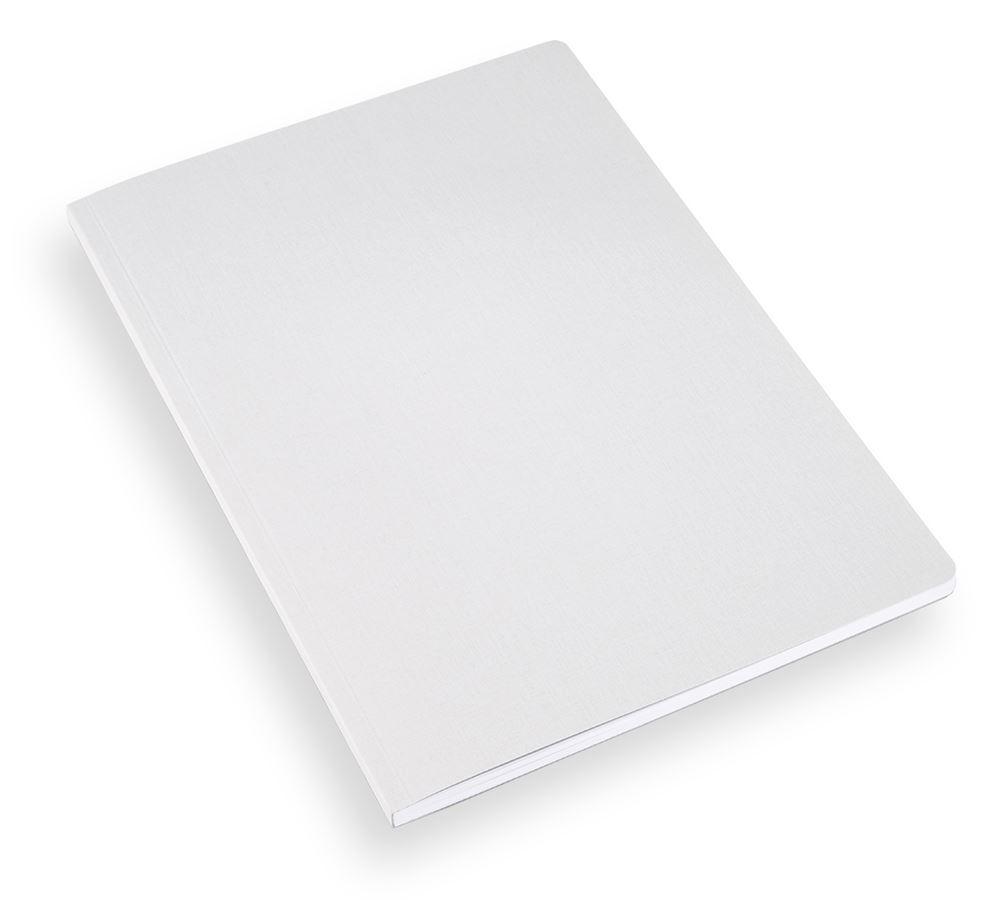 Carnet souple en papier, Light Grey