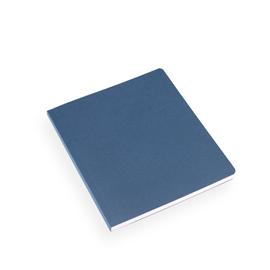 Skrivbok, Mörkblå