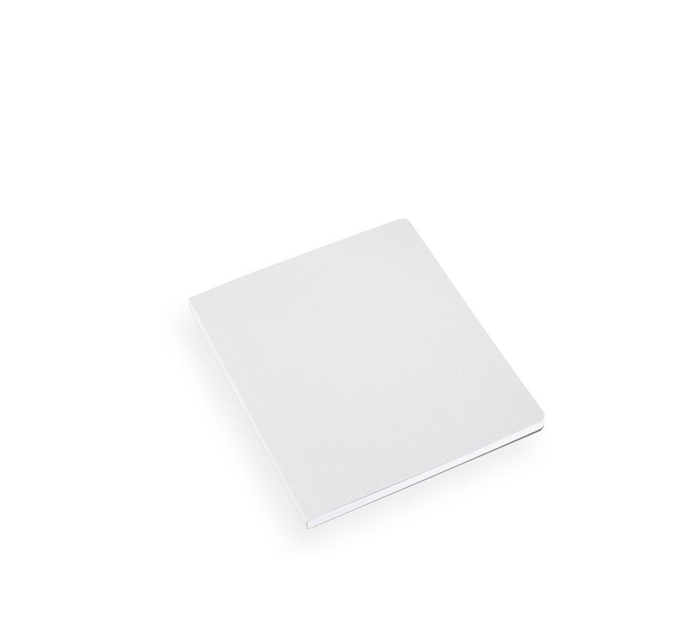Notebook Soft Cover, Light Grey