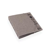 Kitchen binder, light grey