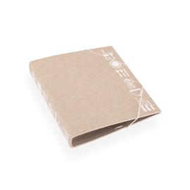 Kitchen binder, sand brown