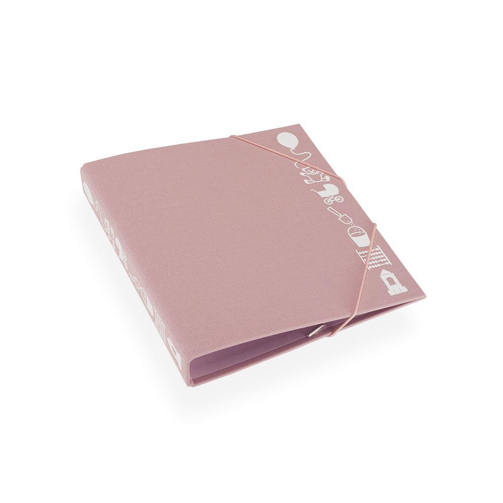 Kinderordner, Dusty Pink
