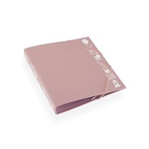 Children binder, Dusty Pink