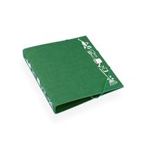 Garden binder, green