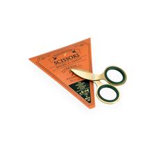 Scissors, Gold
