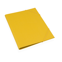 Folder A4 cloth Savanna sun yellow