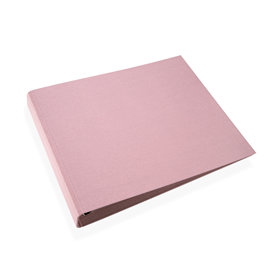Photobinder, dusty pink