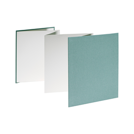 Leporello, Dusty green