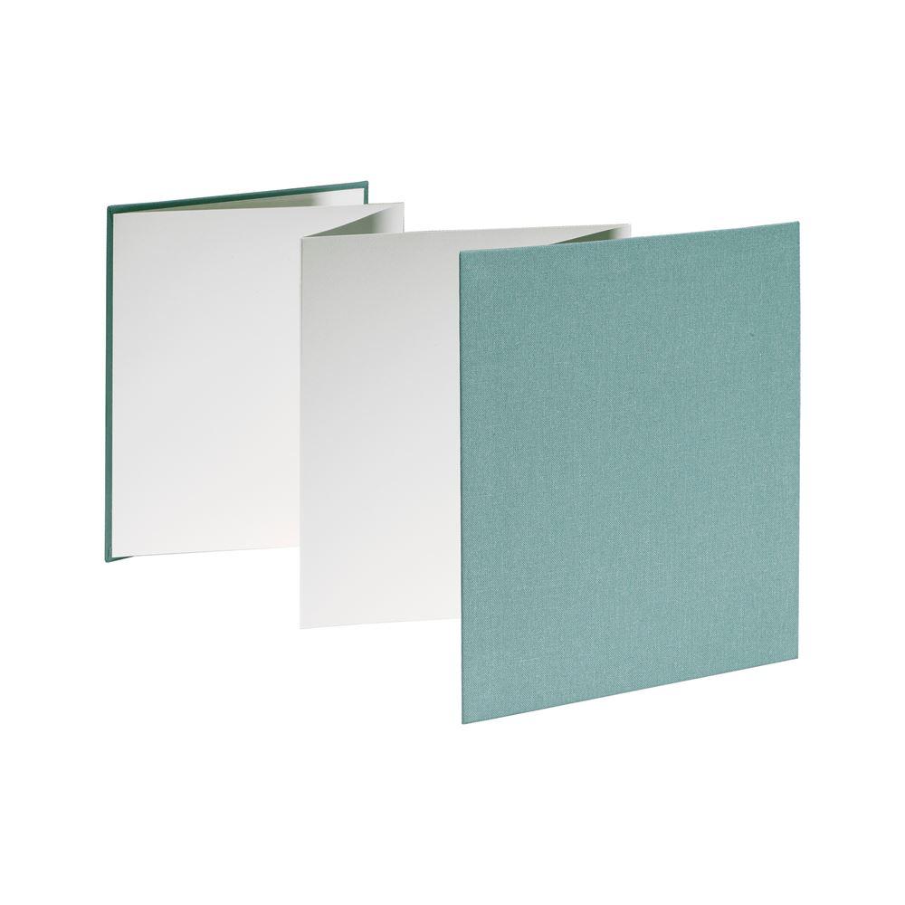 Accordion Album, dusty green