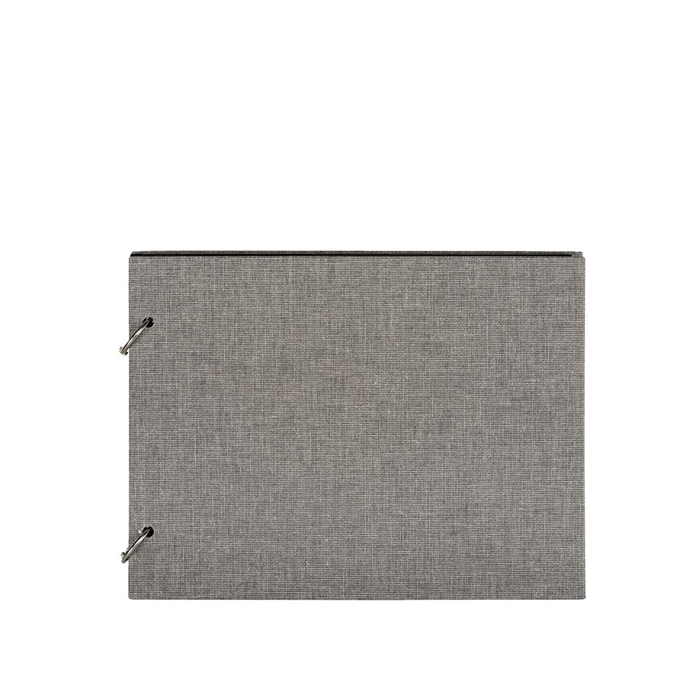 Photo album Columbus, light grey