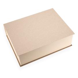 Boîte, Sand Brown