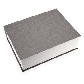 Box, Light grey