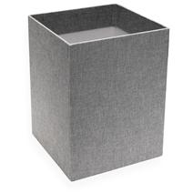 Paper bin, Light grey