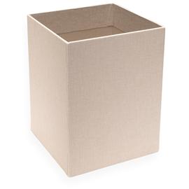 Paper bin, Sandbrown