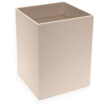 Paper bin, Sand brown
