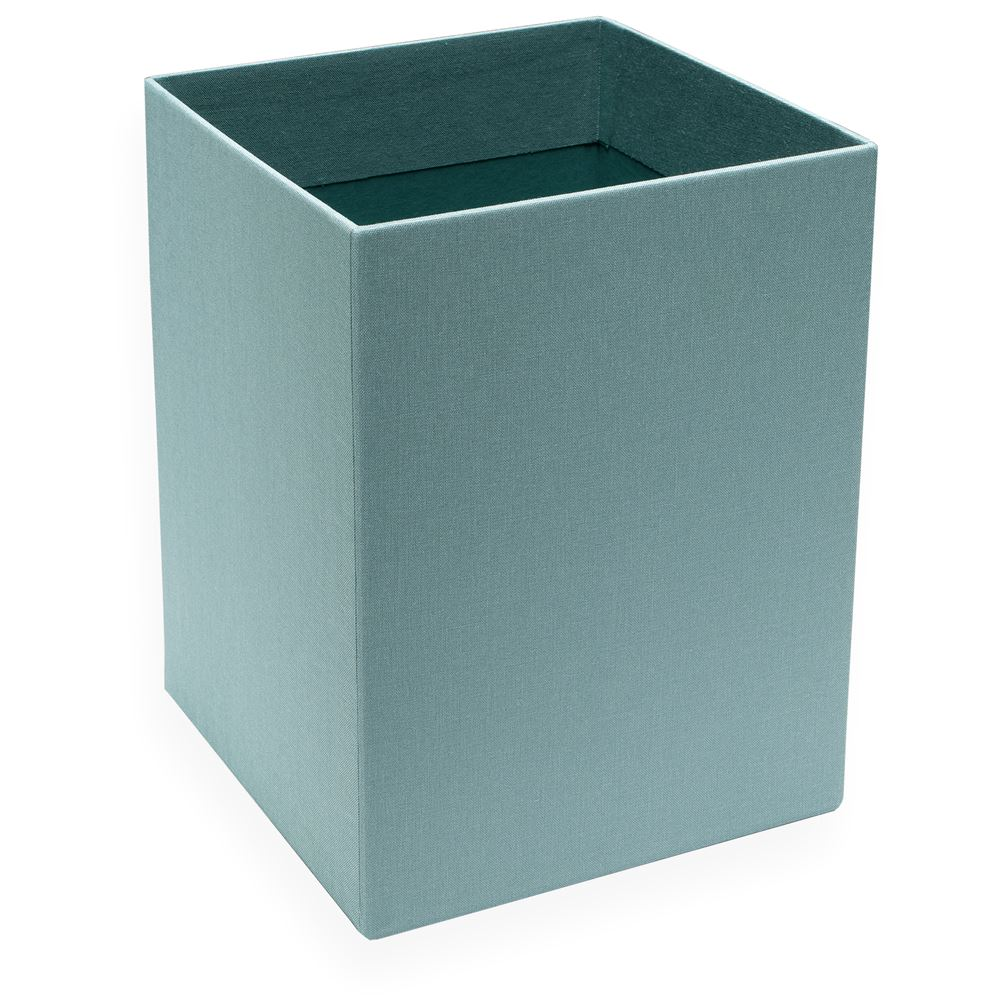 Paper bin 190*190*250 Ottawa Dusty green