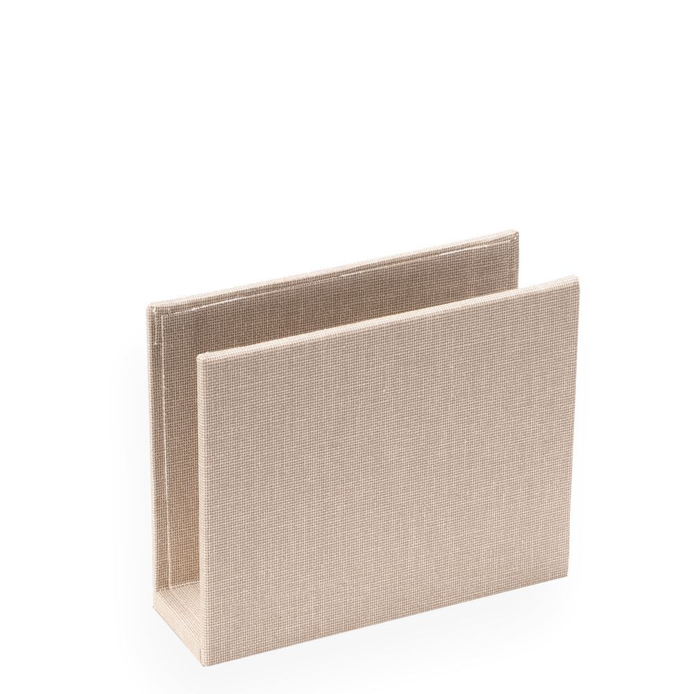 Briefhalter, Sand Brown