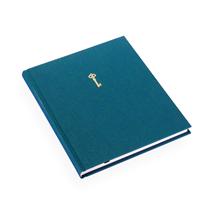 Notizbuch gebunden, Emerald
