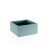 Box offen, Dusty Green