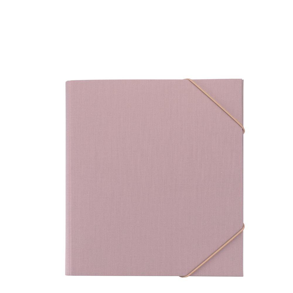Ringbinder 170*200 Ottawa Dusty pink trio