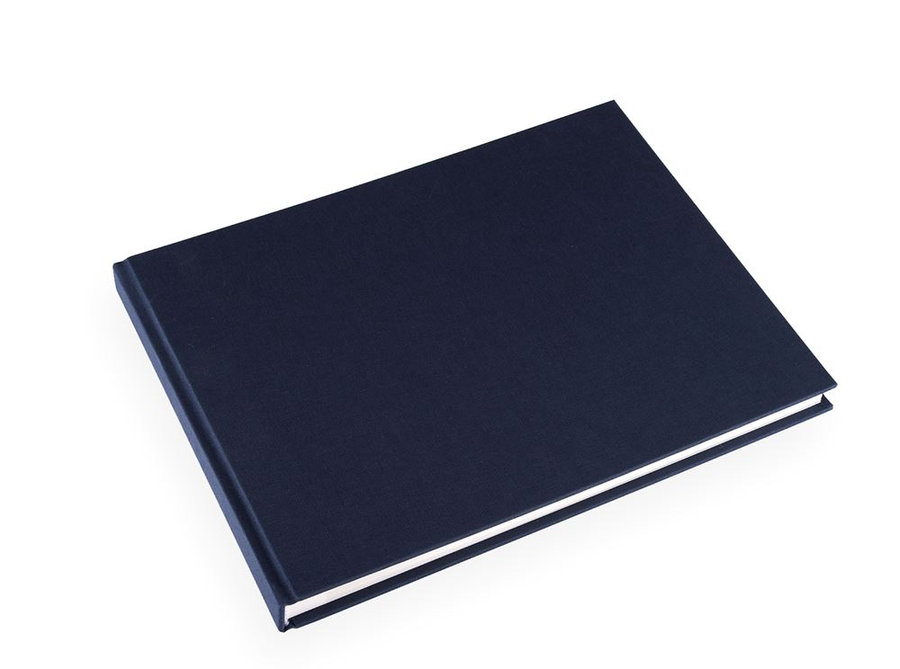Photo album Limpsewn, dark blue