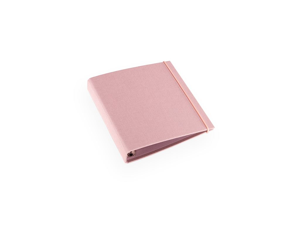 Binder, Dusty Pink