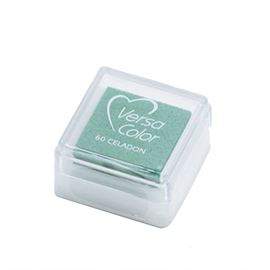 Ink pad Celadon