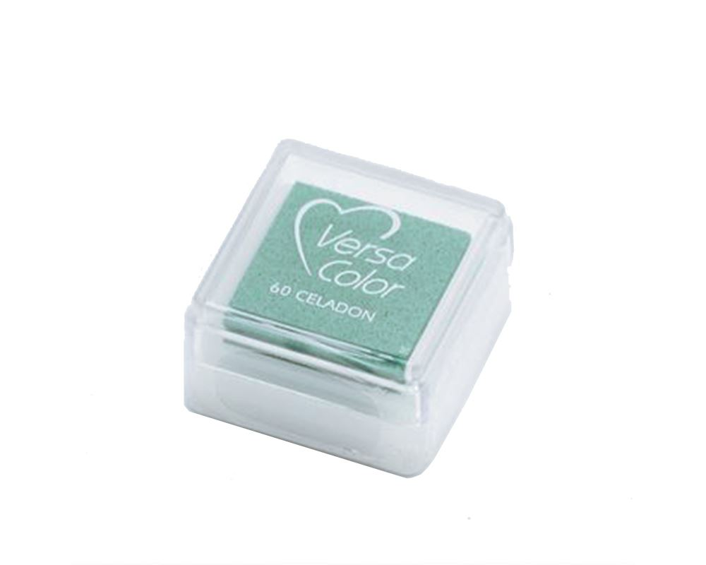 Stamp pad - Versa small Celadon
