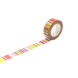 WASHI - MULTI BORDER VIVID