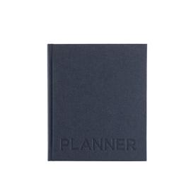 Planner, Smoke Blue