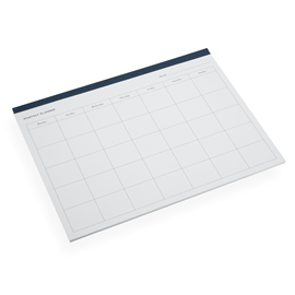 Planner détachable, Smoke Blue