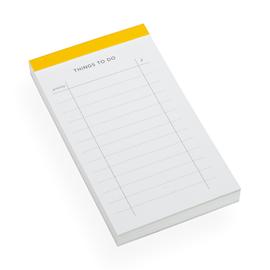 To-do Liste, Sun Yellow