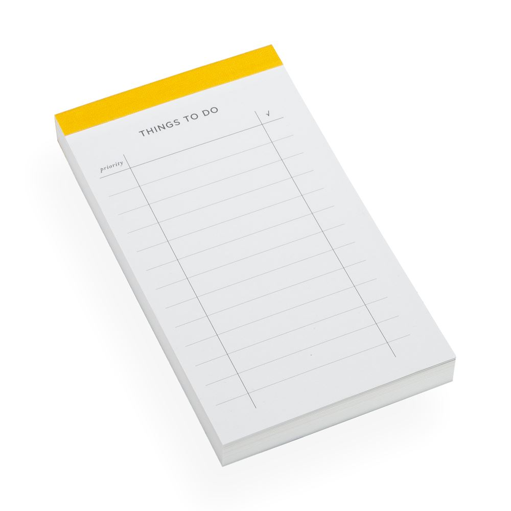 To-do list, Sun Yellow