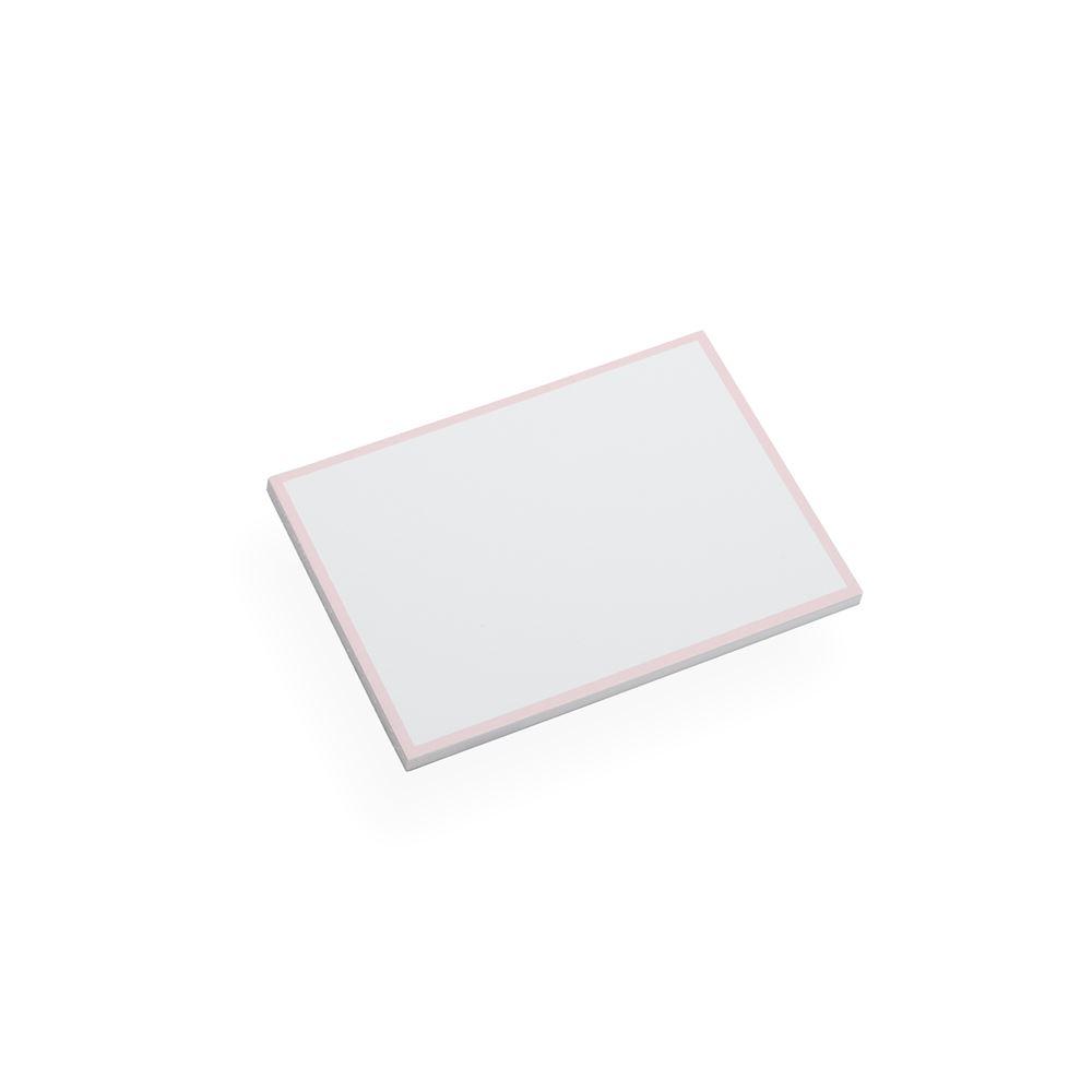 Korrespondenzkarte, Dusty Pink
