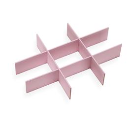 Boxunterteilung, Dusty Pink