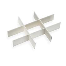 Box Divider, Ivory